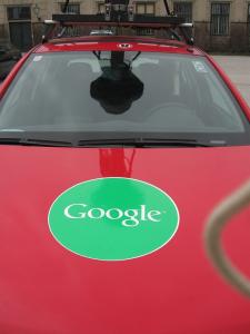 Google Street View Autologo